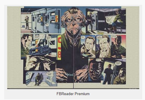 FBReader Premium 3.1 B-18 Apk for android