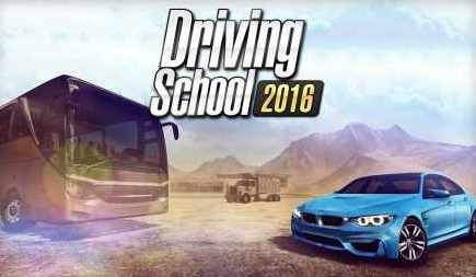 Driving School 2016 2.2.0 Apk + Mod (a lot of money) for android
