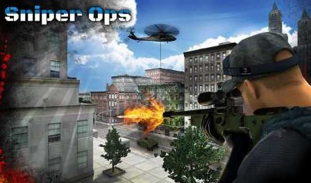 Sniper Ops:Kill Terror Shooter 72.0.0 Apk + Mod (a lot of money)