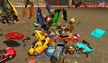Derby Destruction Simulator 3.0.6 Apk + Mod for android