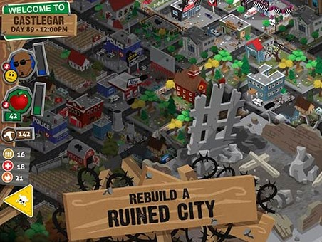 Rebuild 3 Gangs of Deadsville 1.6.27 Full Apk + Mod for android