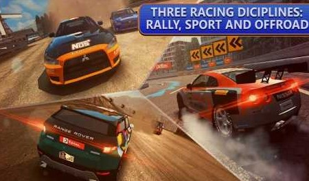 DRIVELINE : Rally, Asphalt and Off-Road Racing 1.03 Apk