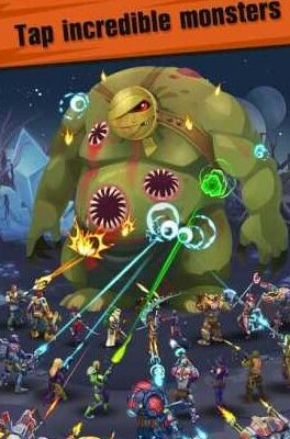 Evolution: Heroes of Utopia 1.7 Apk for android